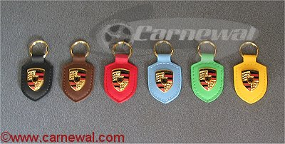 Key Fob with Crest