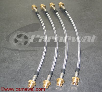 Stainless Steel Brake Lines