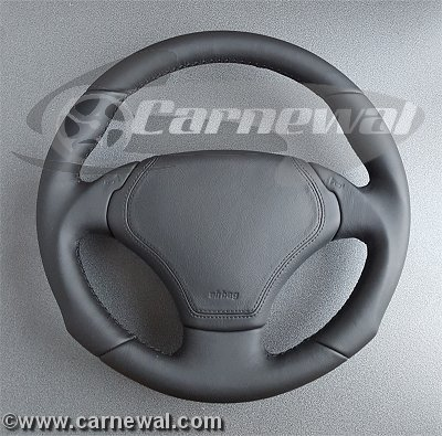 Silberpfeil 340mm smooth leather - airbag leather