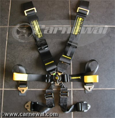 Schroth Profi II-6 Hans Enduro Harness