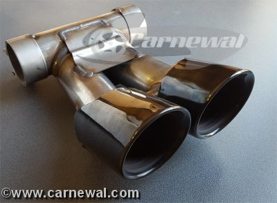 GT4 Exhaust Tip