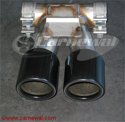 Tail Pipe Black