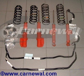 RoW Sport Suspension Package for C4/C4S