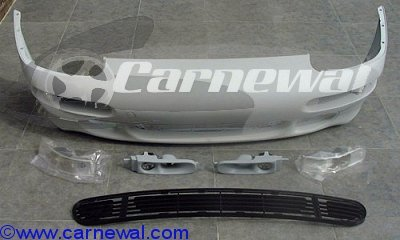 Turbo Front Bumper Package For 993 Cars