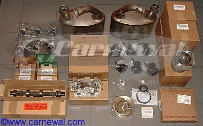3800cc Motor Kit For 993 Cars