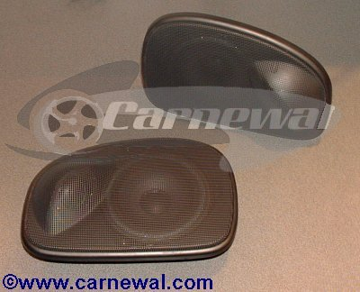 M490 HiFi Rear Speakers for 993 Cars