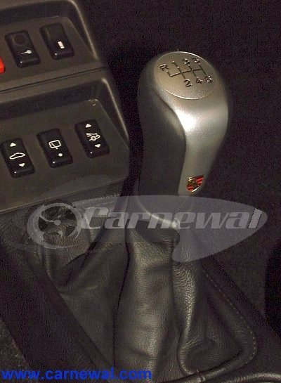 MY'02 Alu/Leather Shifter