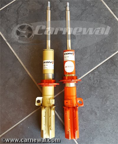Koni Special Active Shocks