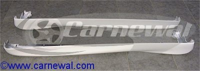 Side skirts for '98-'01 996