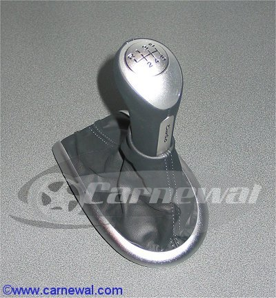 Alu/Leather Turbo Shifter