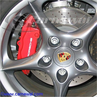Red Calipers for C2/C4