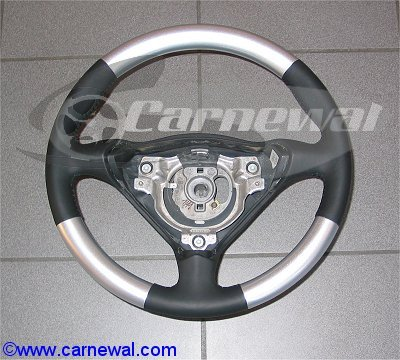Alu Design Steering Wheel