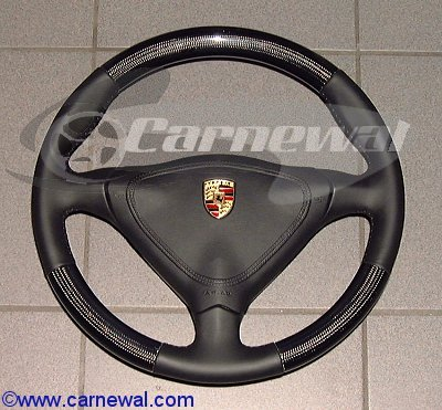 Carbon Leather Steering Wheel