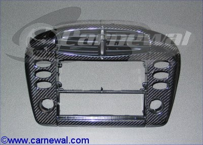 Carbon Upper Center Console for 996 Cars