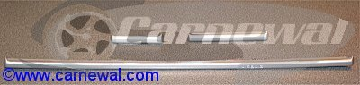 Alu Look Strip for Dashboard 996 Cars