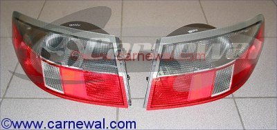 Clear Tail Lights for P96 Cars