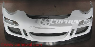 GT3-1 Front Bumper Package for 997-1 Cars