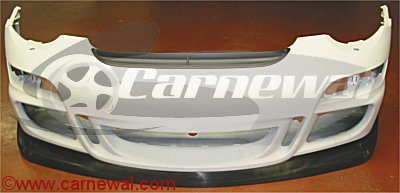 GT3-1 Cup Chin Spoiler with Brake Ducts