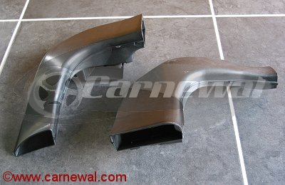 Rear Brake Ducts