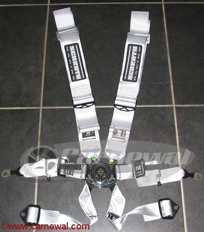 Schroth Clubsport 6 Point Harness for 997 GT2/GT3 Seats