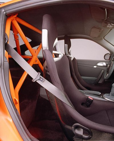 997 Roll Cage / Rear Section