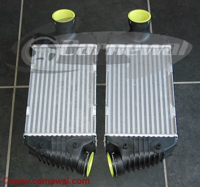 GT2RS Intercoolers